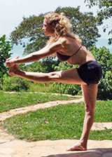 Asha Kirkby Bikram Yoga