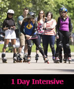 1 day intensive skate lessons London